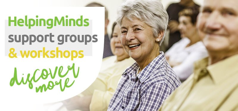 HelpingMinds Mental Health Group Support