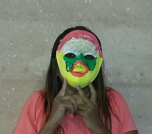 Keeping women safe mask when HelpingMinds<sup>®</sup> partnered with Pilbara Community Legal Service to facilitate workshop