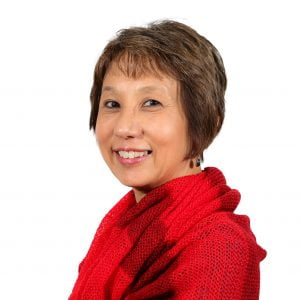 Bernadette Wright, a Board Director of HelpingMinds®
